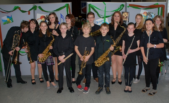 Jugendorchester 2012