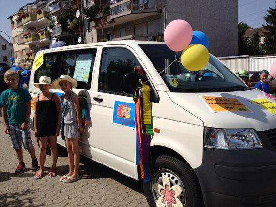 Bus_Kirmesuzug